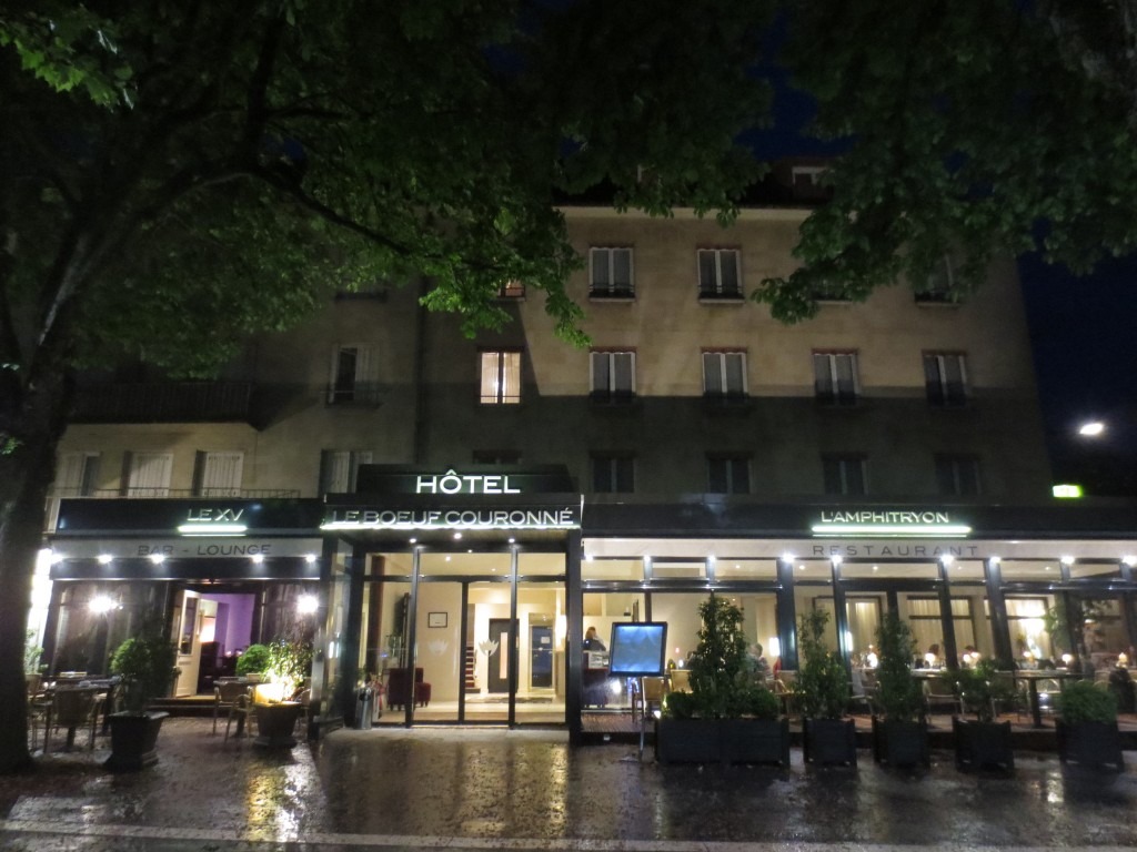 Hotel Le Boeuf Couronne Chartres