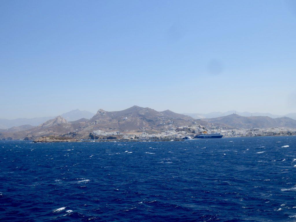 Naxos by day